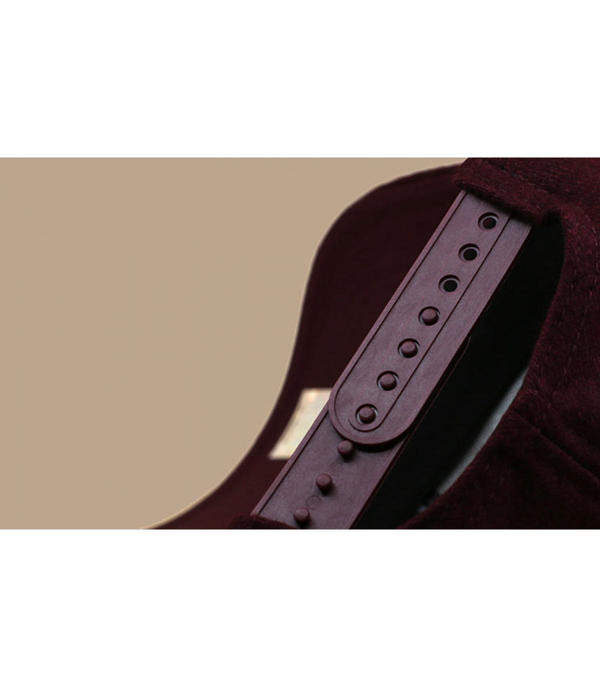 Détails Minor League 950 Crosscutters burgundy - image 5