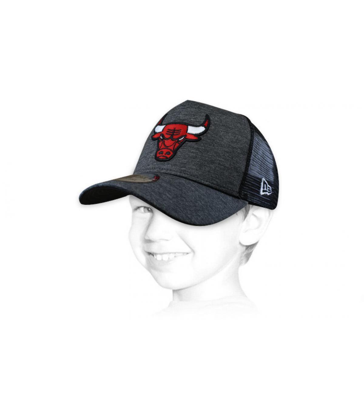 Bulls kid trucker