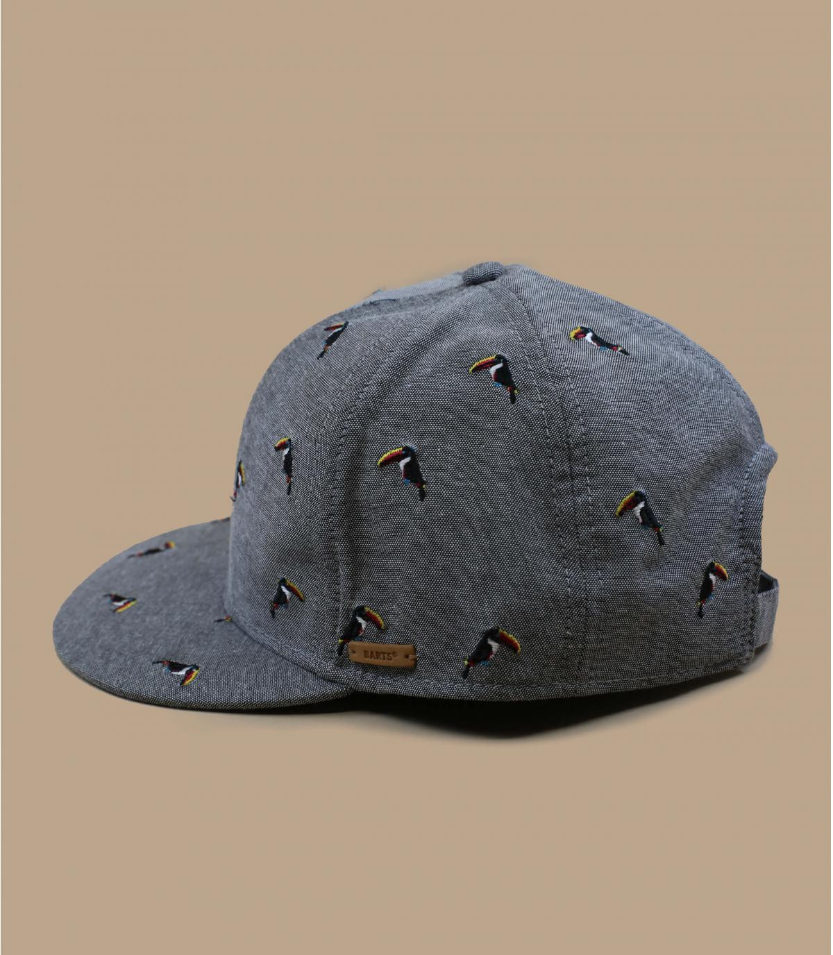 kids toucan cap