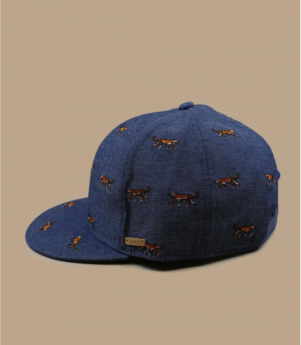 kids tiger cap
