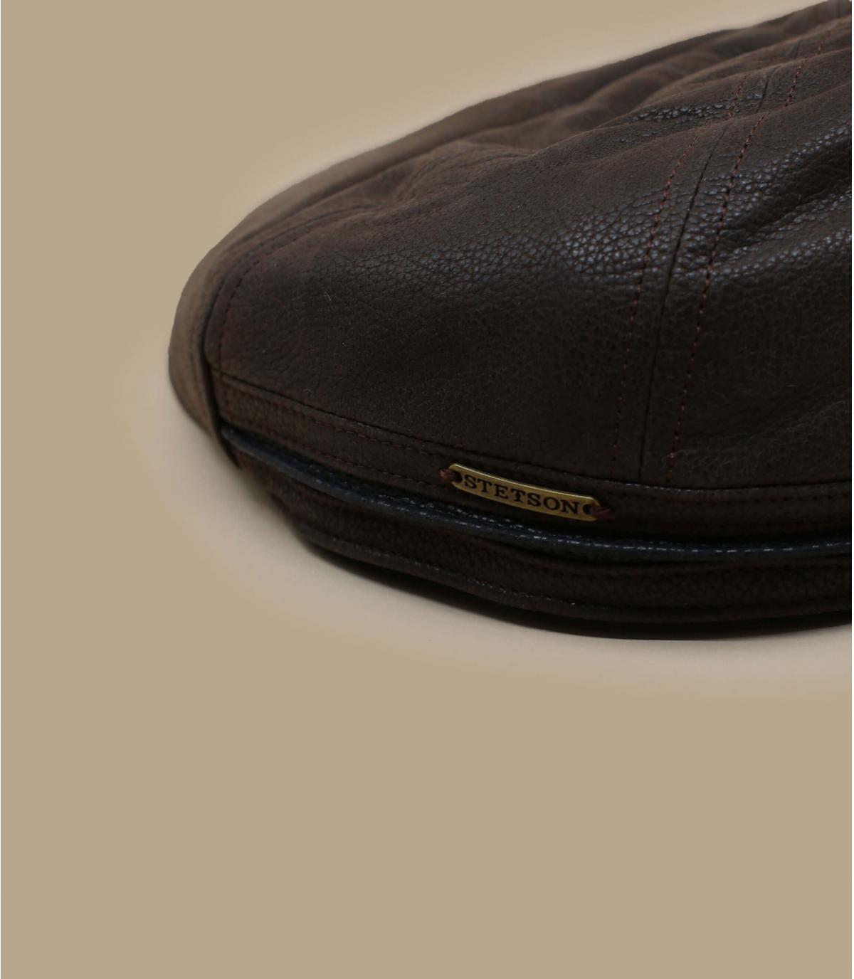 Détails Redding Earflap Cowhide brown - image 2