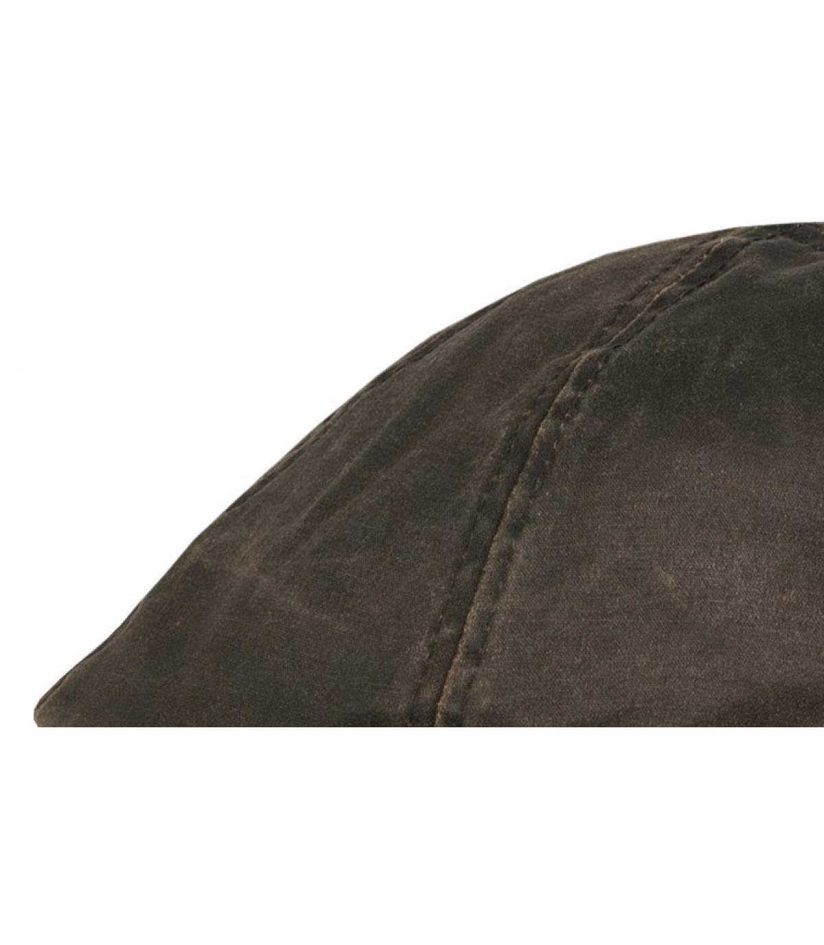 stetson brown duckbill cap