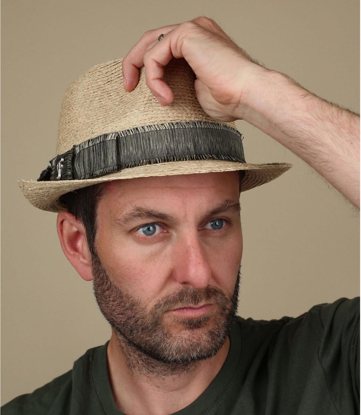 straw hat ribbon