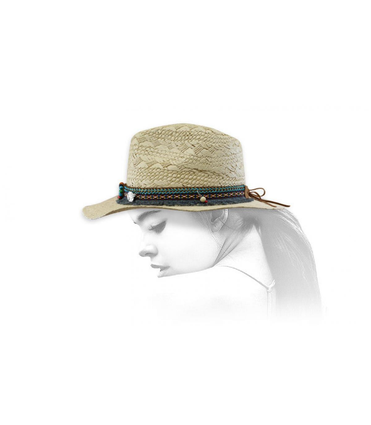 straw cowboy hat women