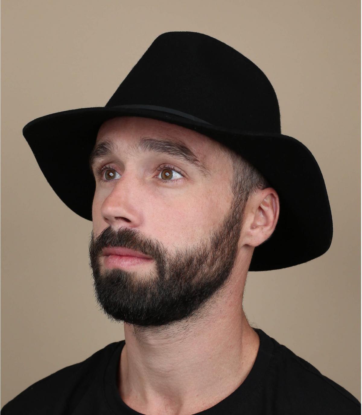Brixton felt hat