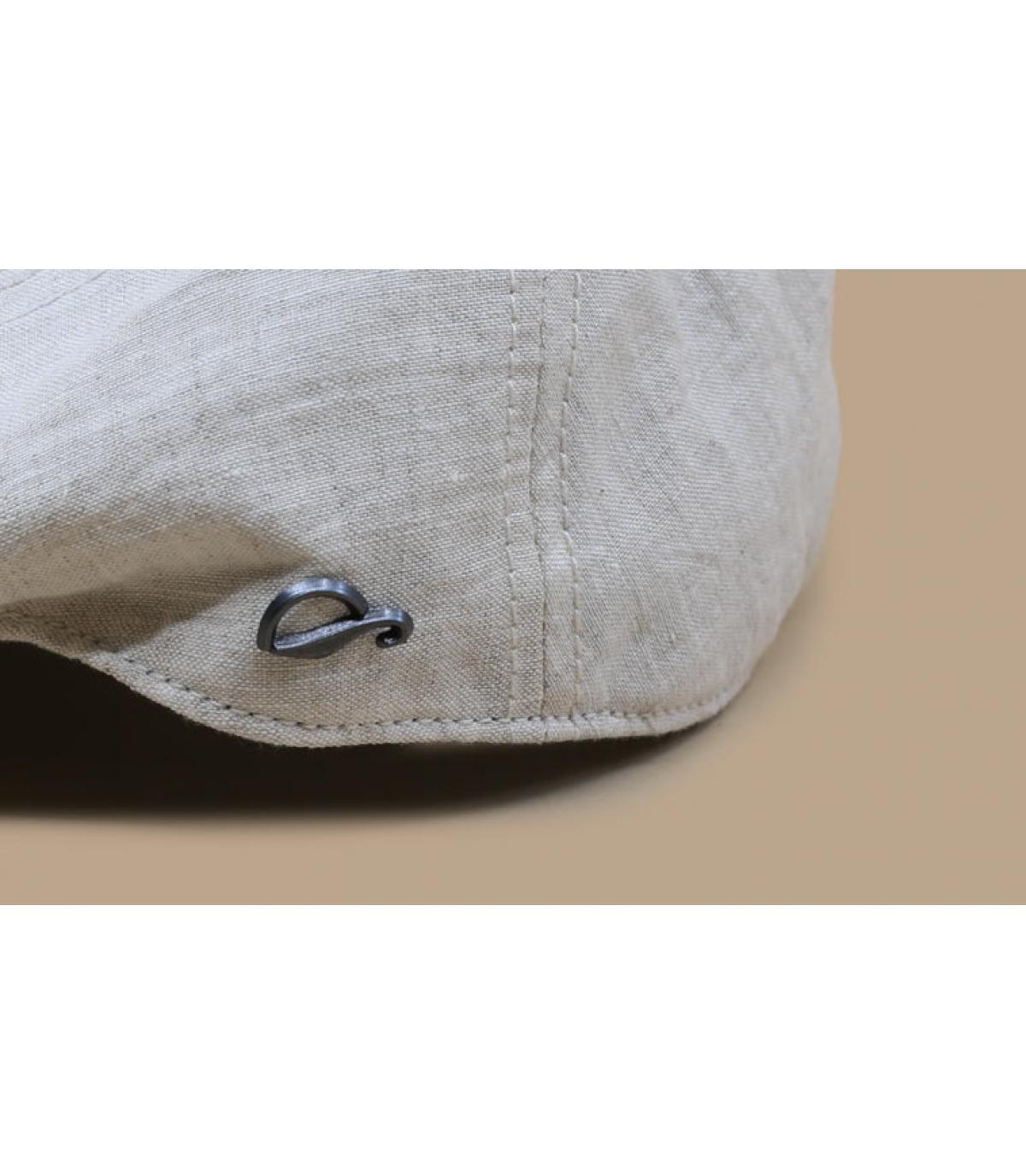 Détails Oxford Linen beige - image 3