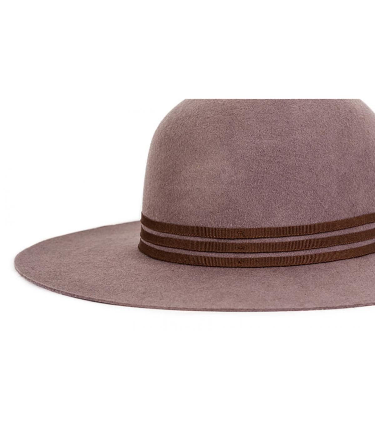 Brixton naturel women felt hat