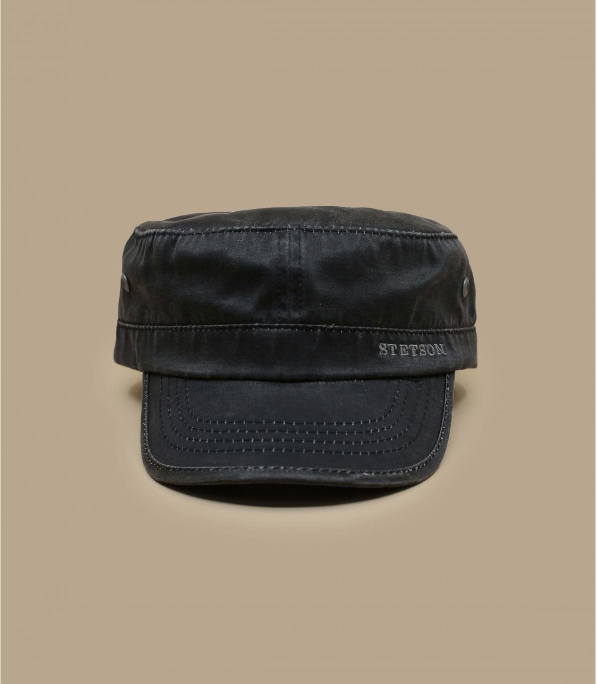 Détails Datto black coton - image 2
