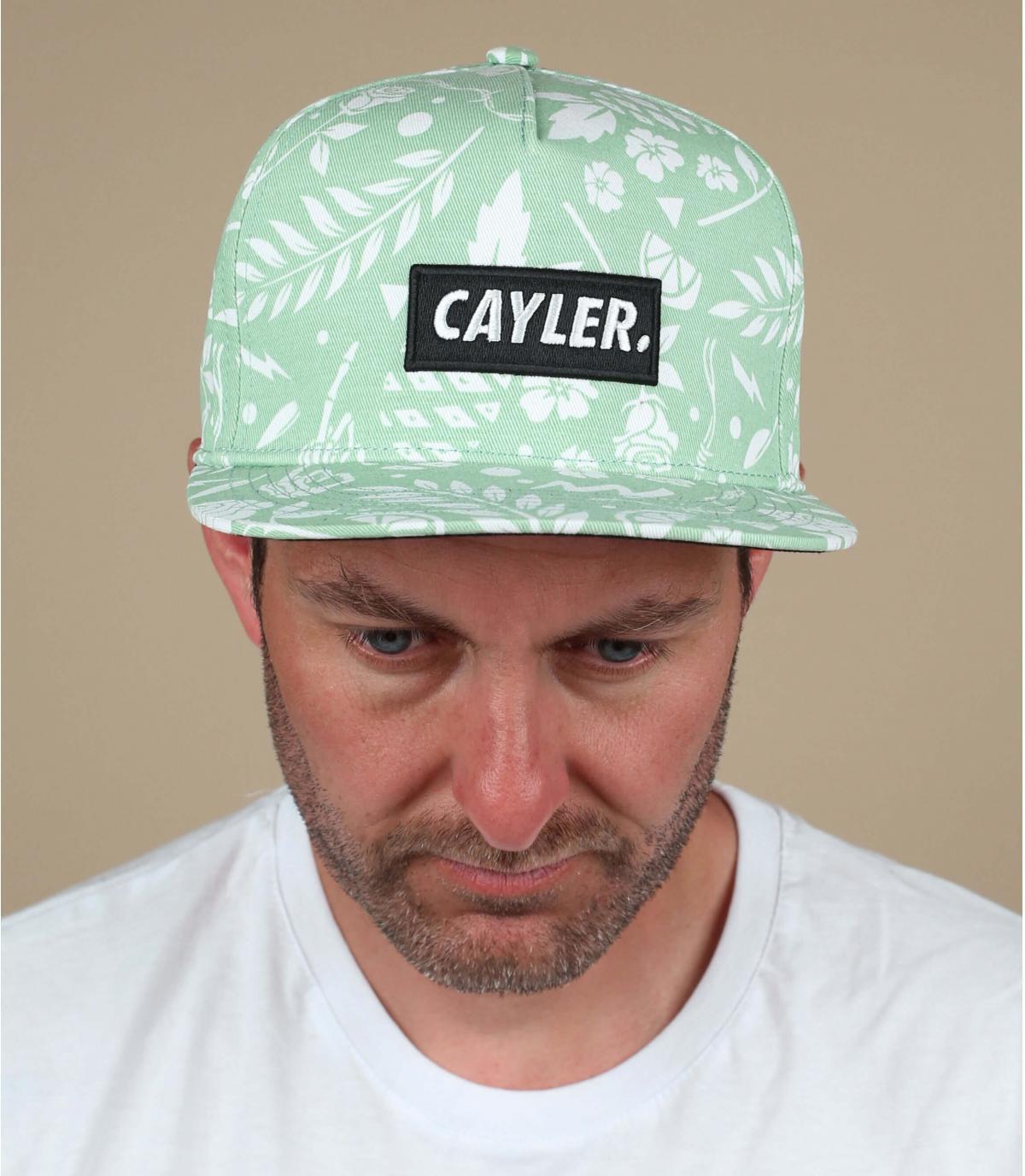Cayler printed cap
