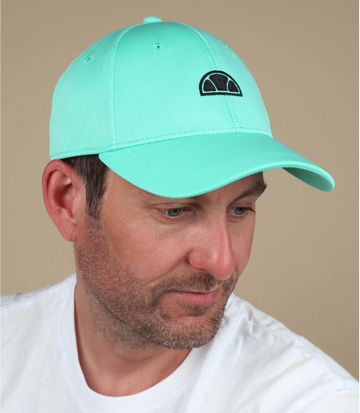 green Ellesse cap