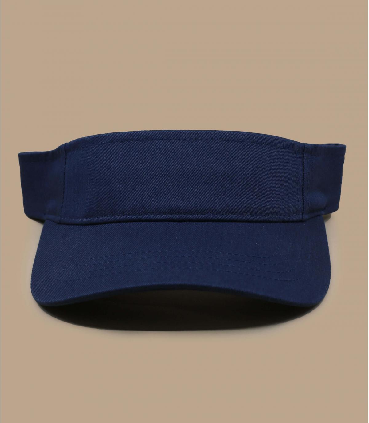 Navy blue Flexfit visor