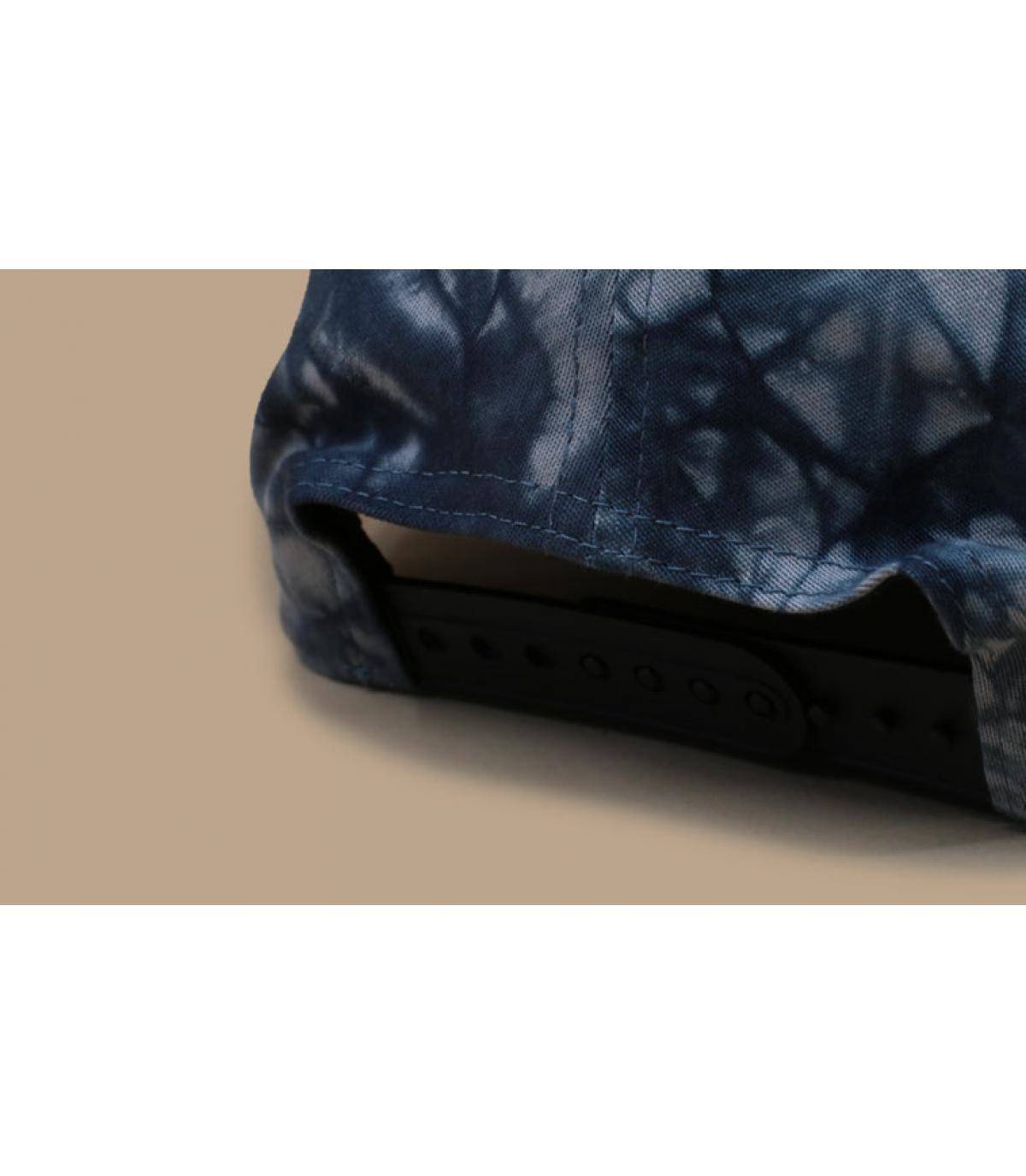 Détails Tie Dye Stretch Snap NY 950 black - image 5