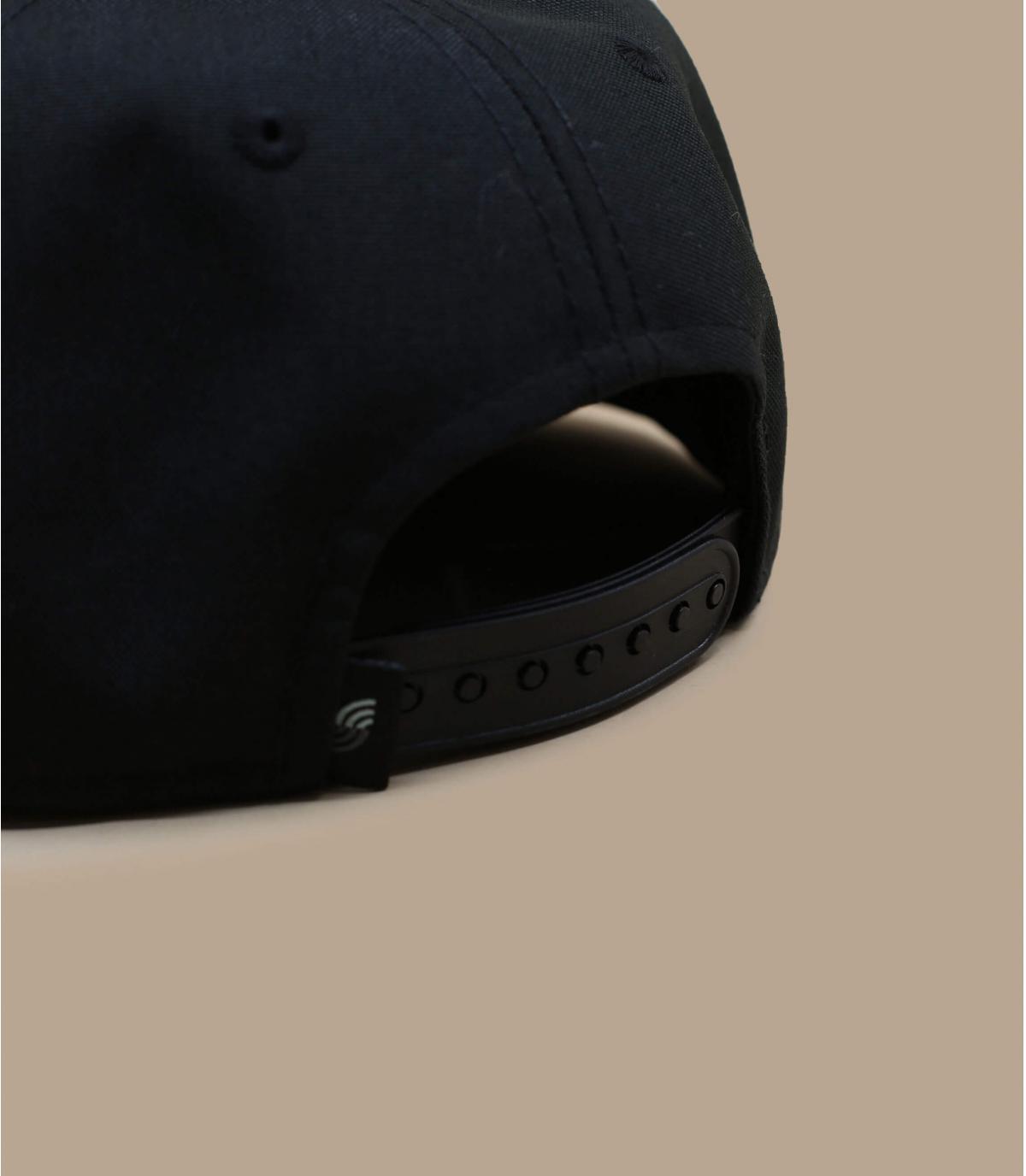Détails Snapback Recycled black - image 4