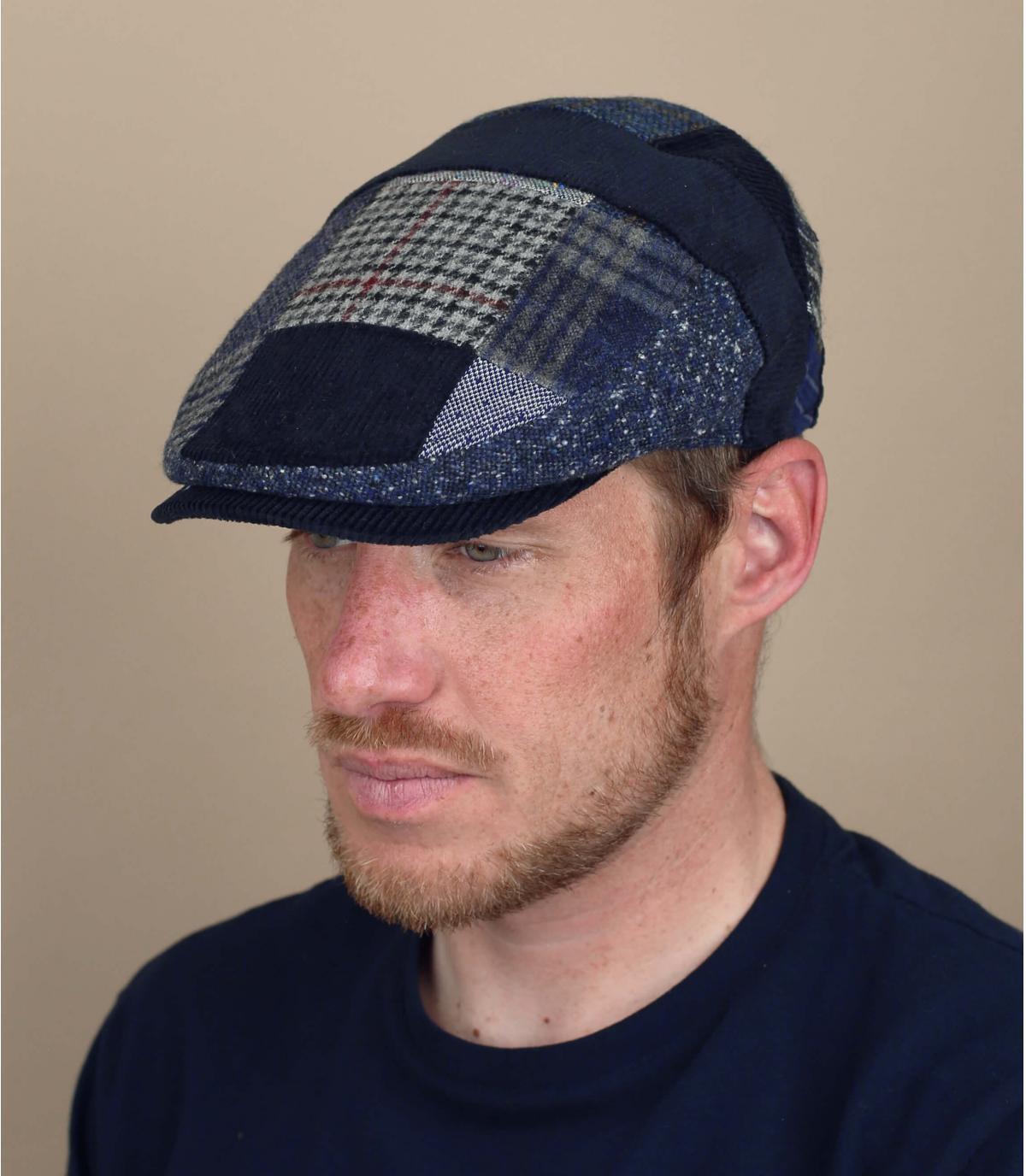wool beret check