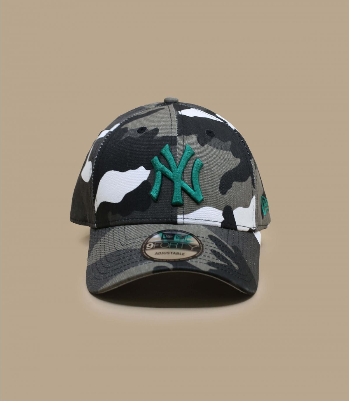 Détails All Over Camo 940 NY urban vital green - image 2