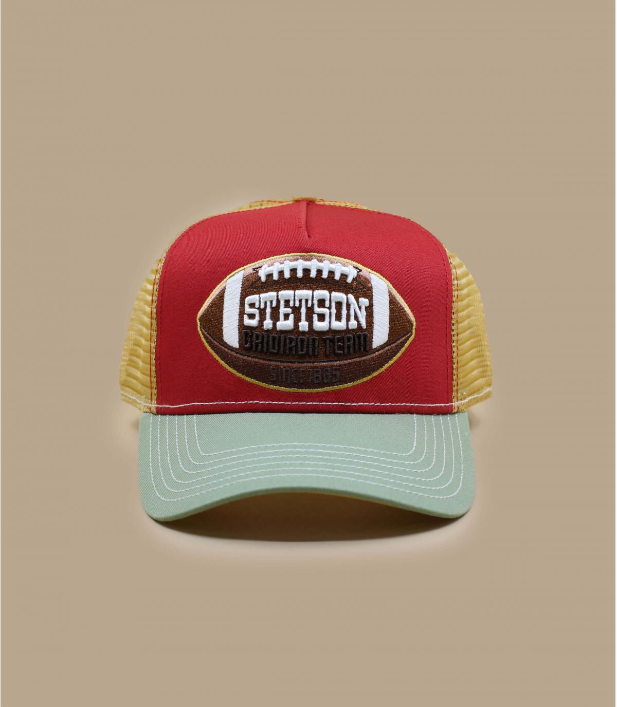 Stetson cap football