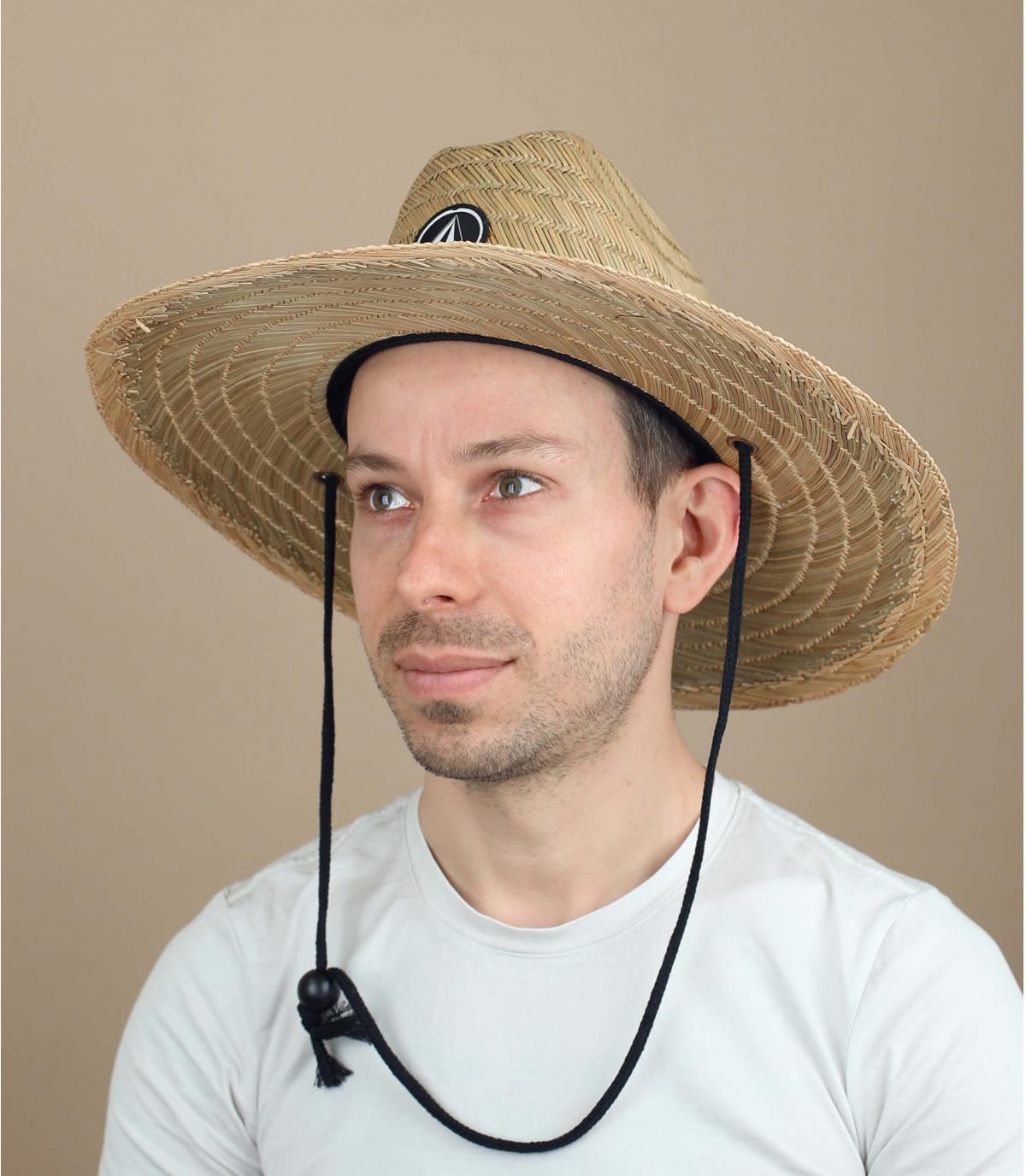 straw hat Volcom
