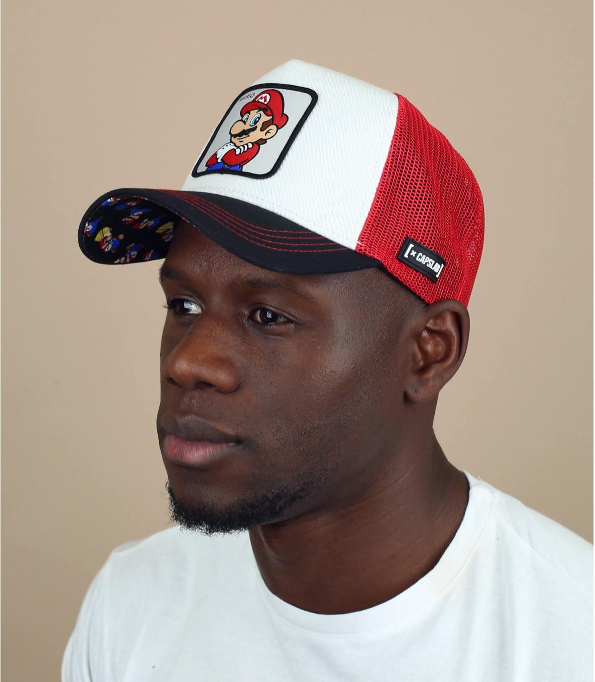 Mario Bros cap