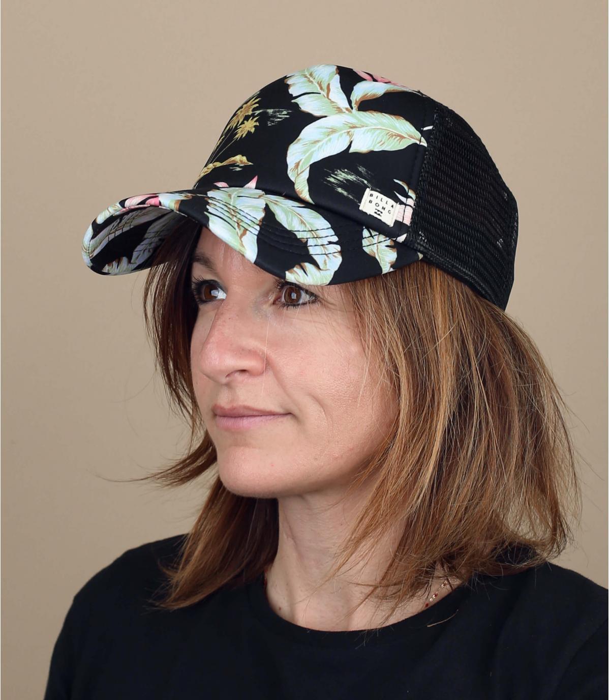 Billabong flower cap women