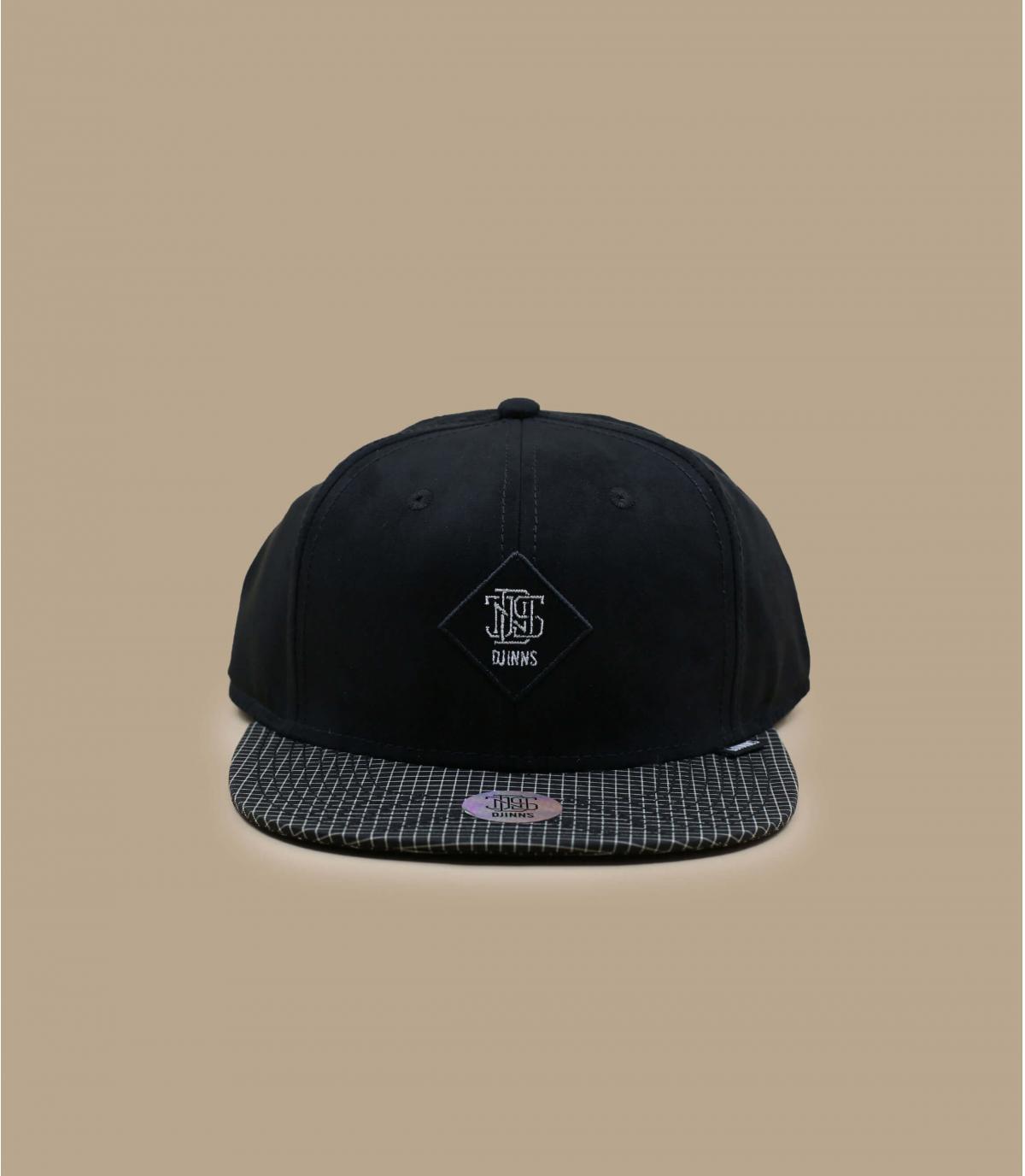 black velvet snapback