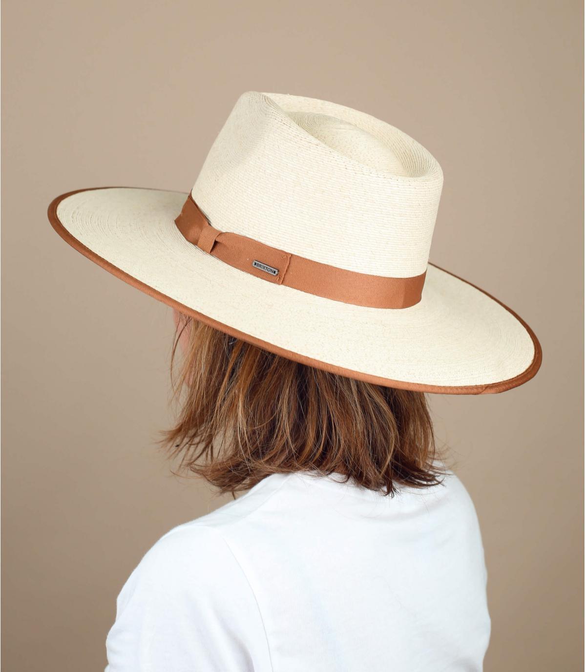straw hat women