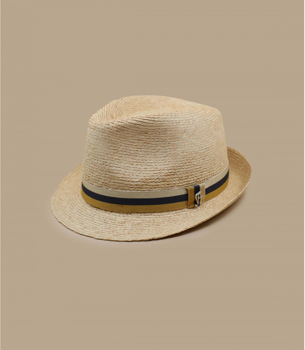 Fléchet straw hat