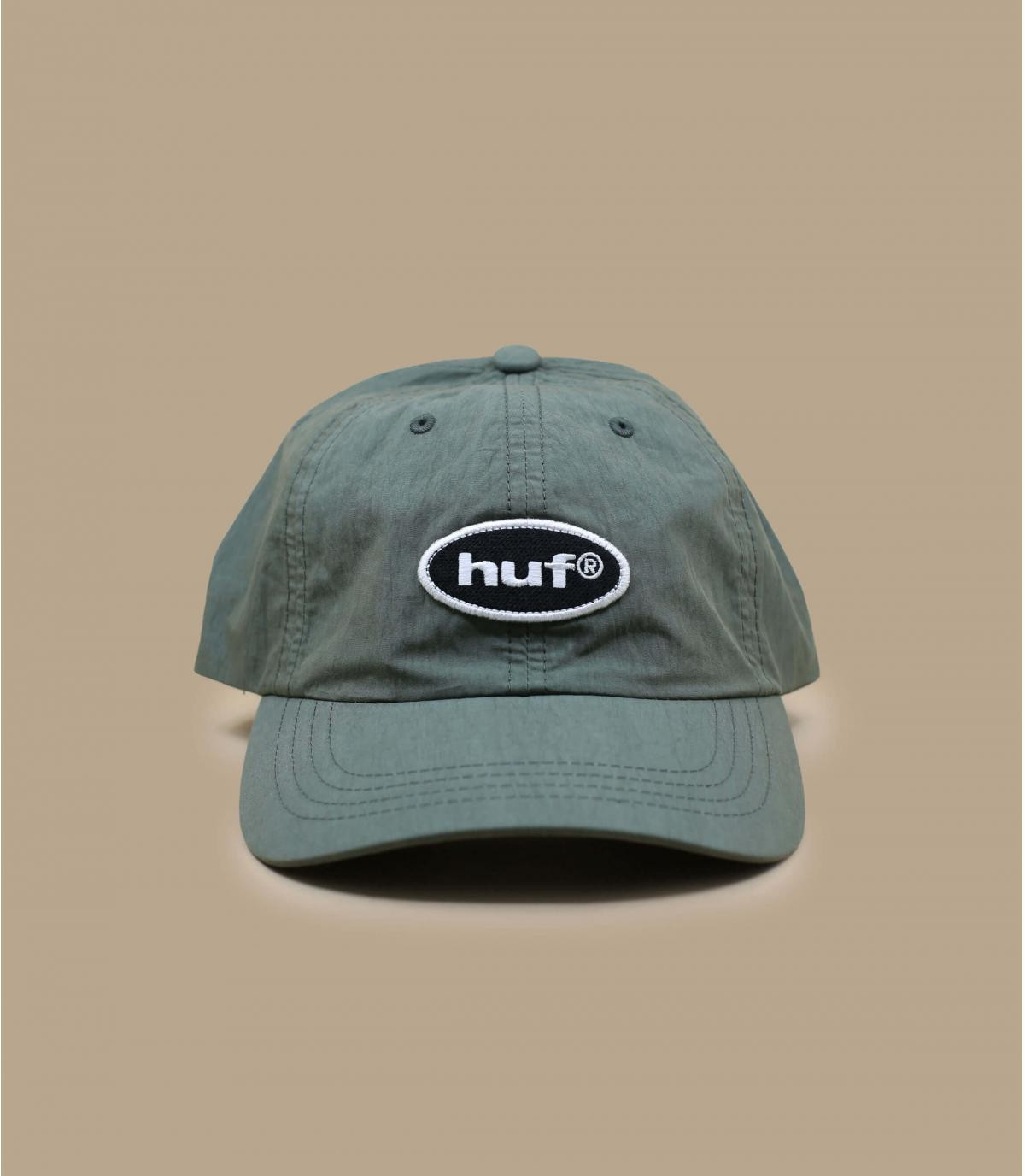 Green Huf cap