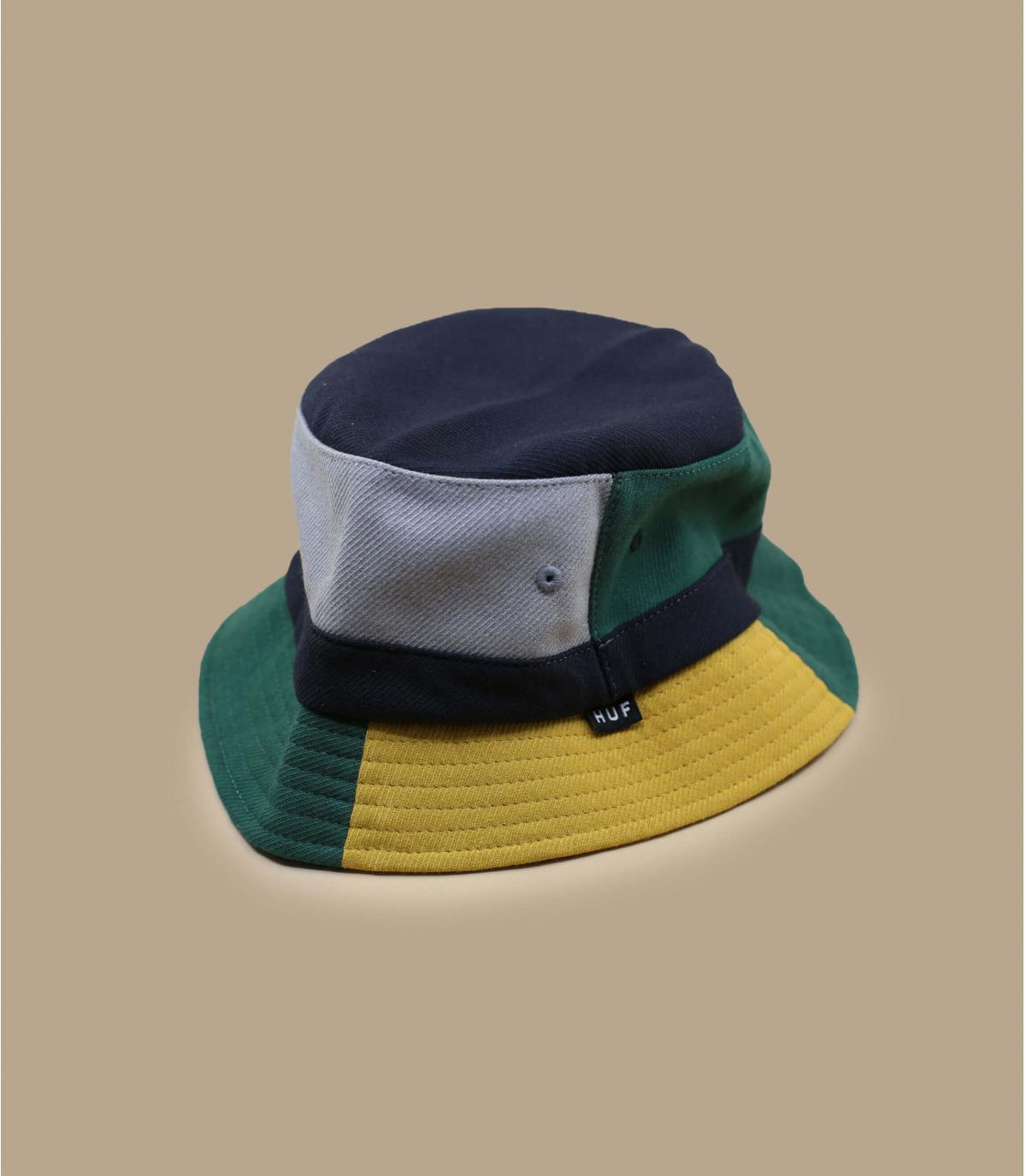 Multicoloured bucket hat Huf