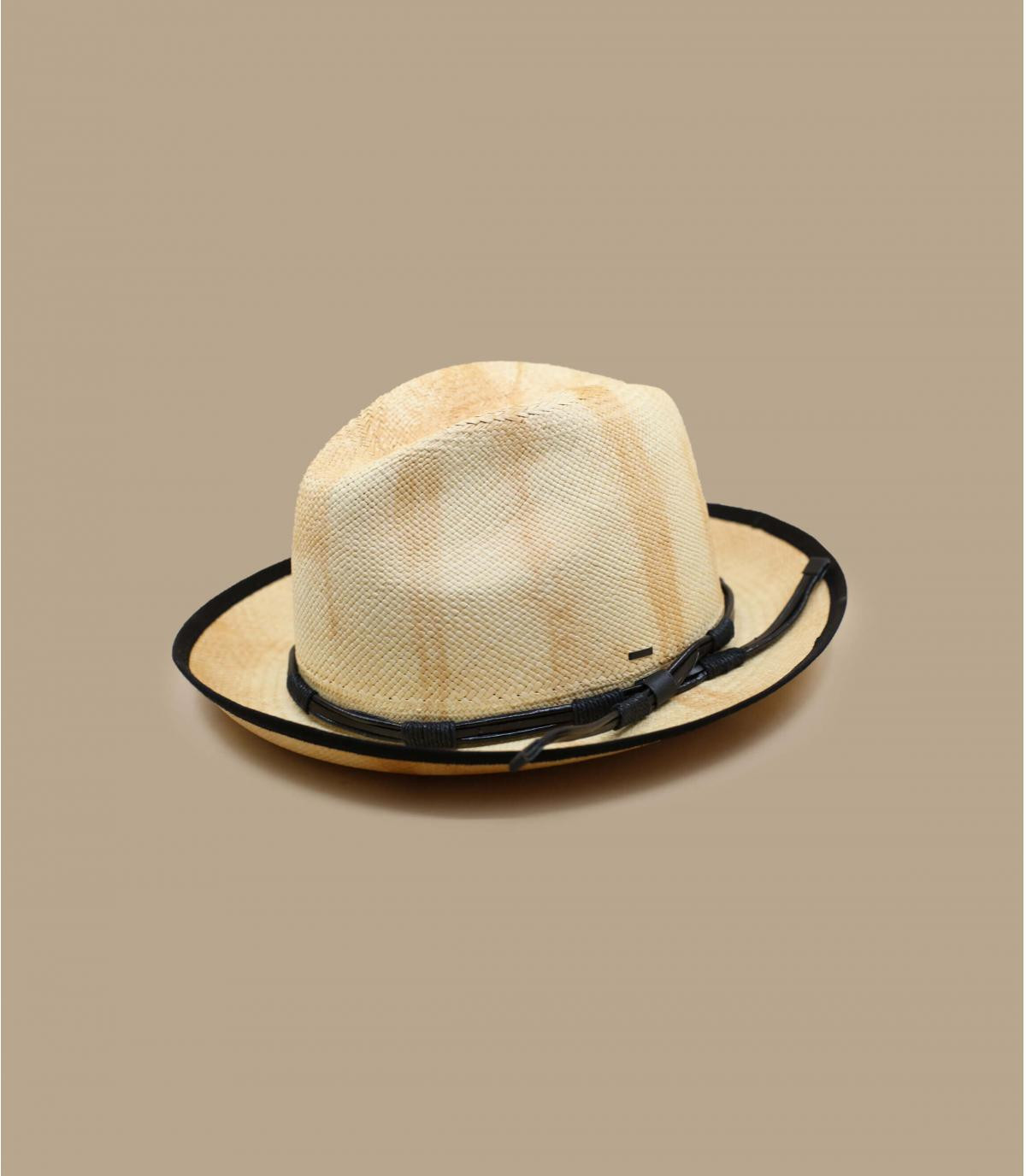Straw hat lace Bailey