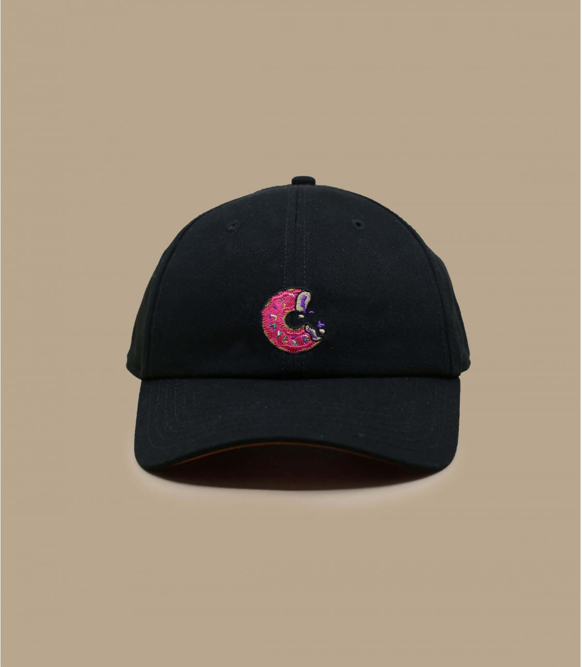 Cayler donut black cap