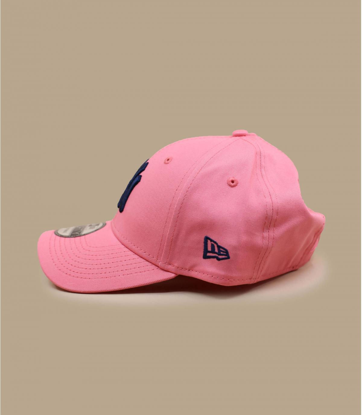 Détails League Ess NY 940 pink lift navy - image 2