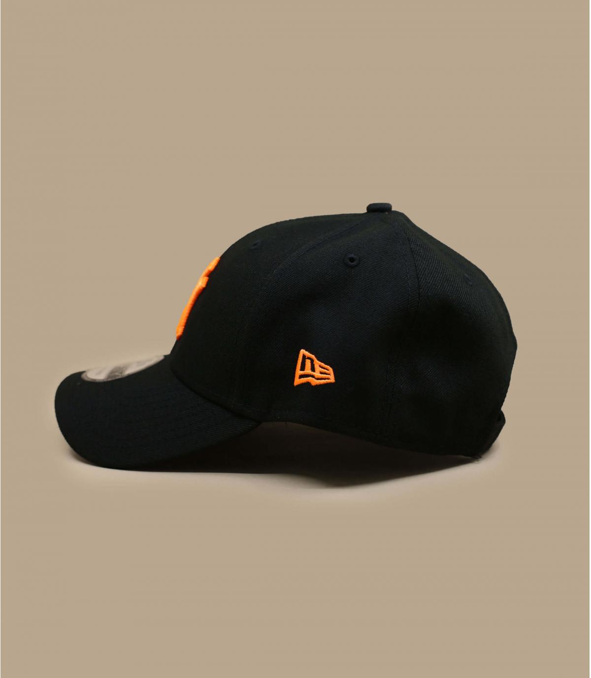 Détails Neon Pack NY 940 black orange - image 3