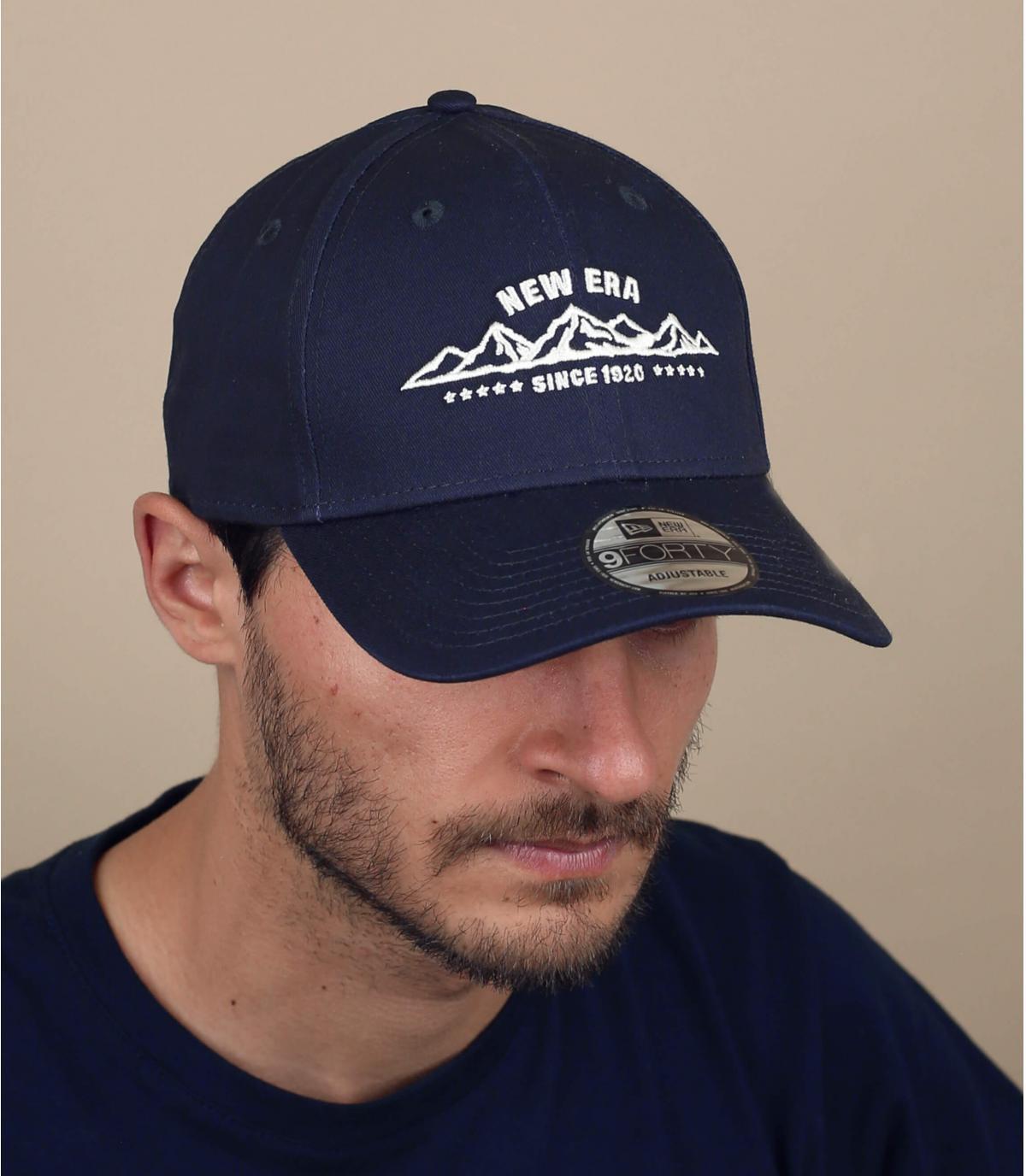 New Era mountain cap