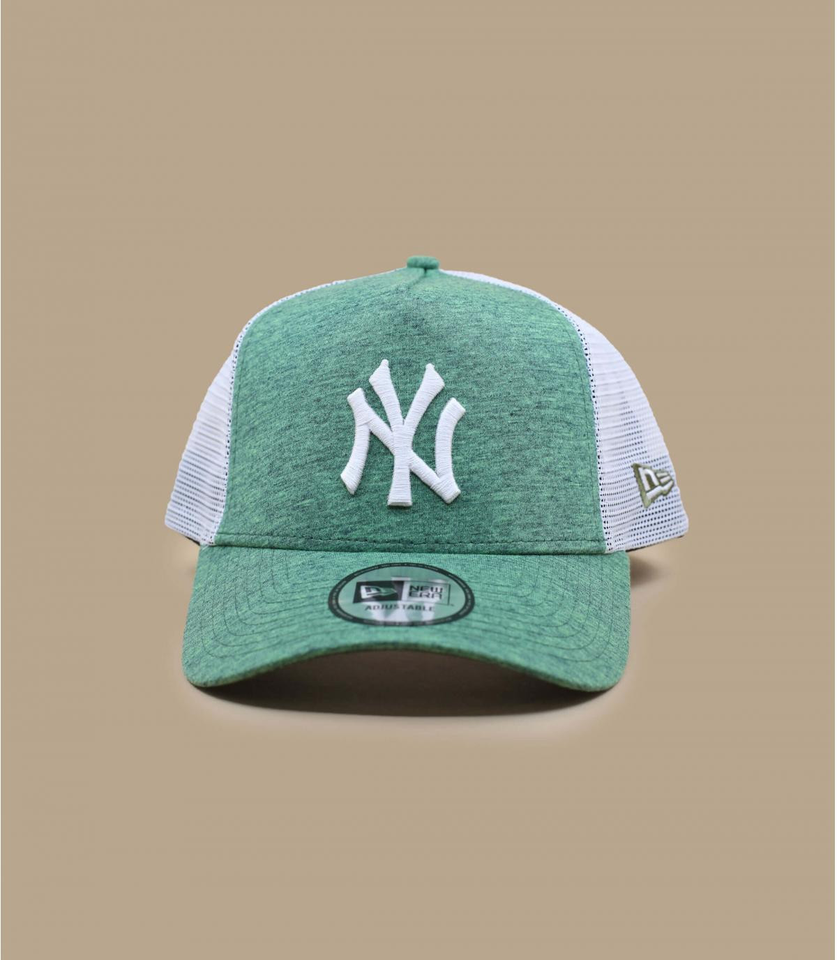 Détails Trucker Jersey NY green - image 2