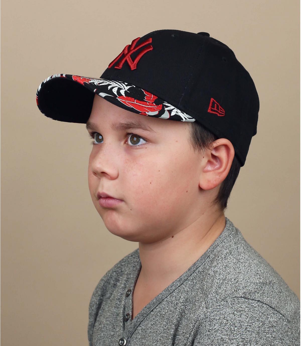 NY child cap pattern