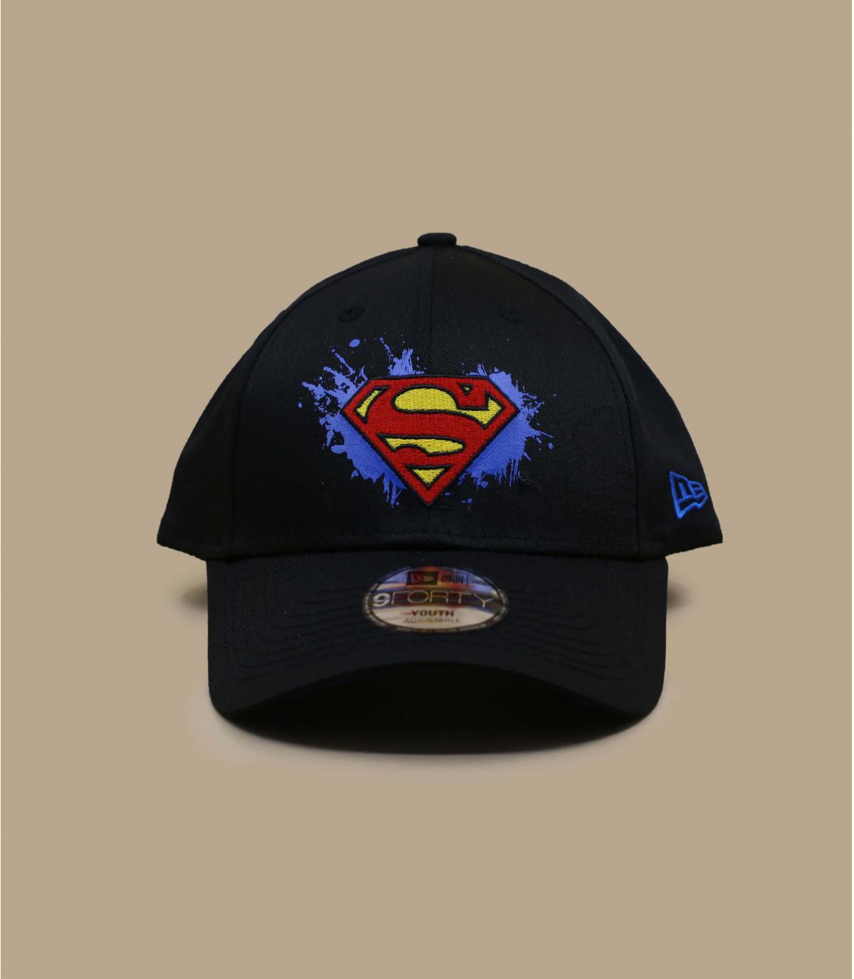 children Superman cap