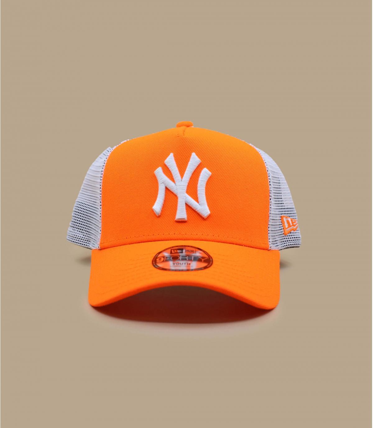 Orange NY trucker children