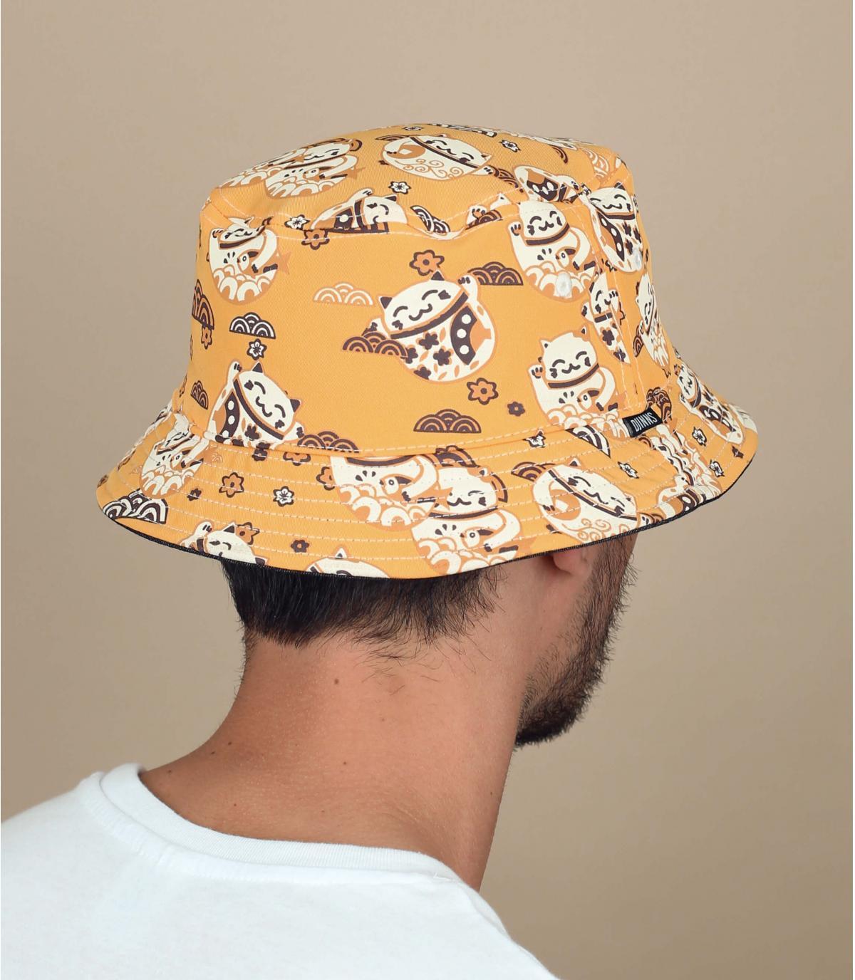 reversible bucket hat Djinns