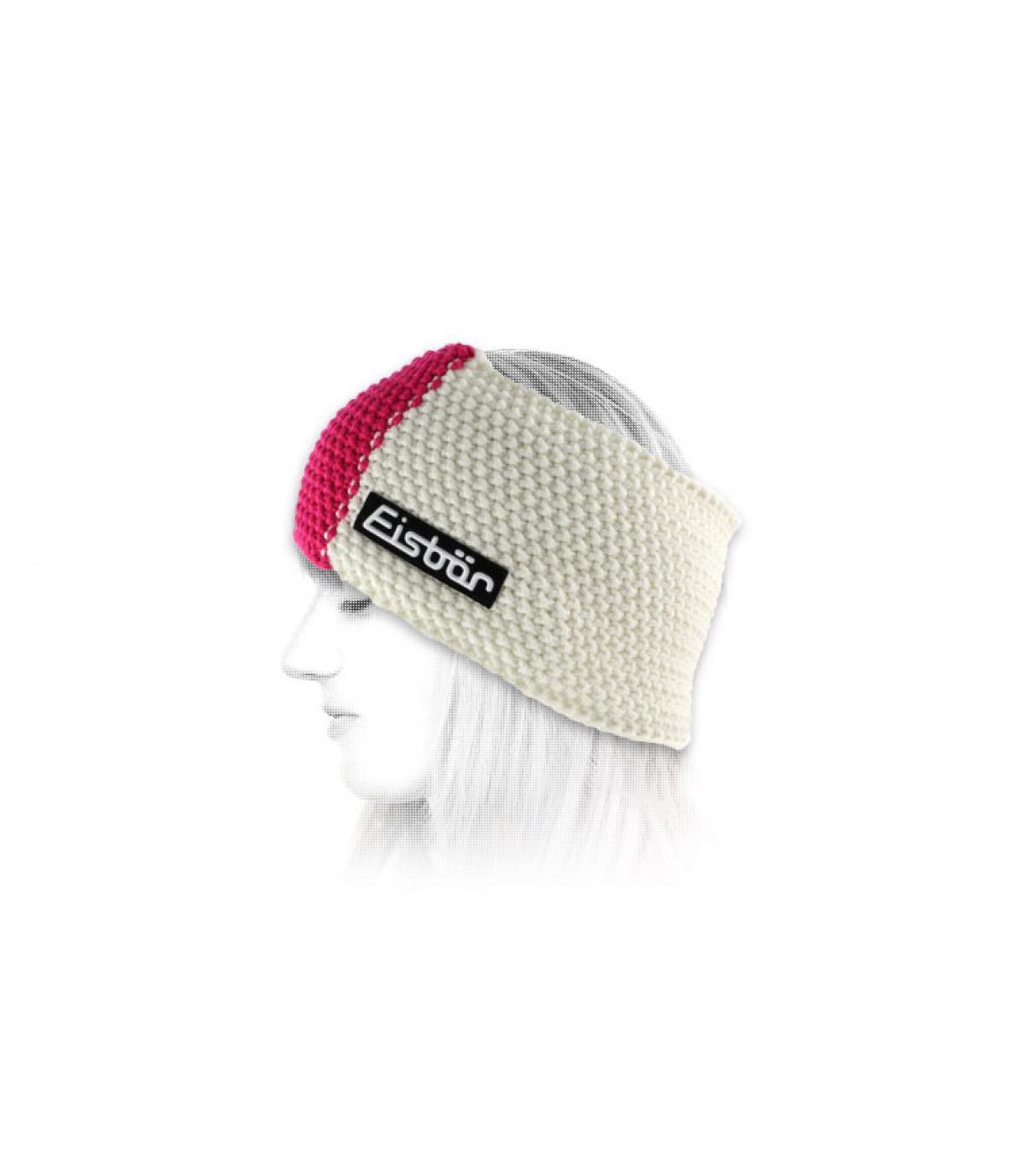 Eisbar pink headband