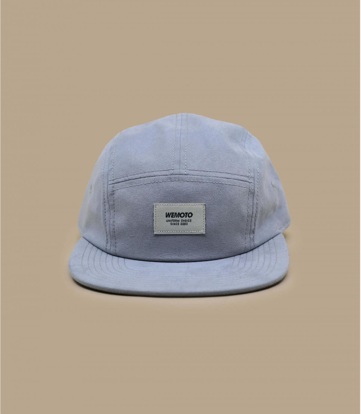 blue 5 panel cap Wemoto