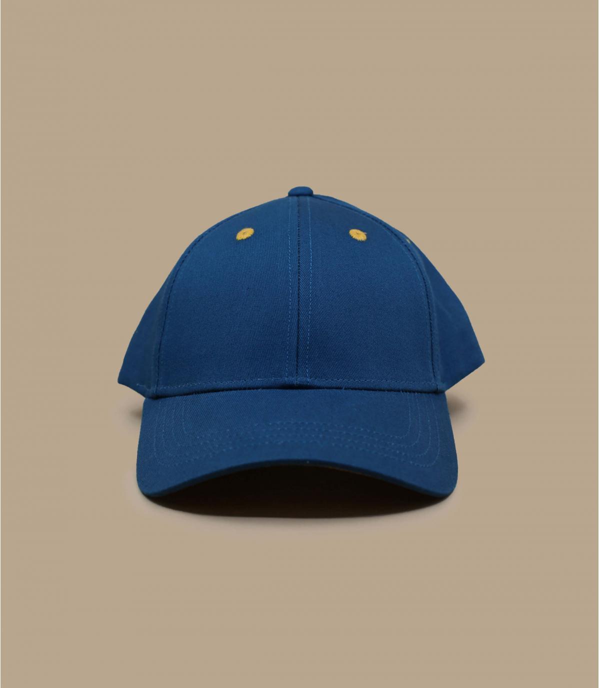 Blue Enfant Terrible adult cap