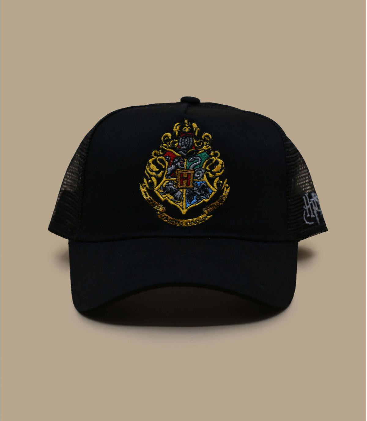Black Harry Potter cap