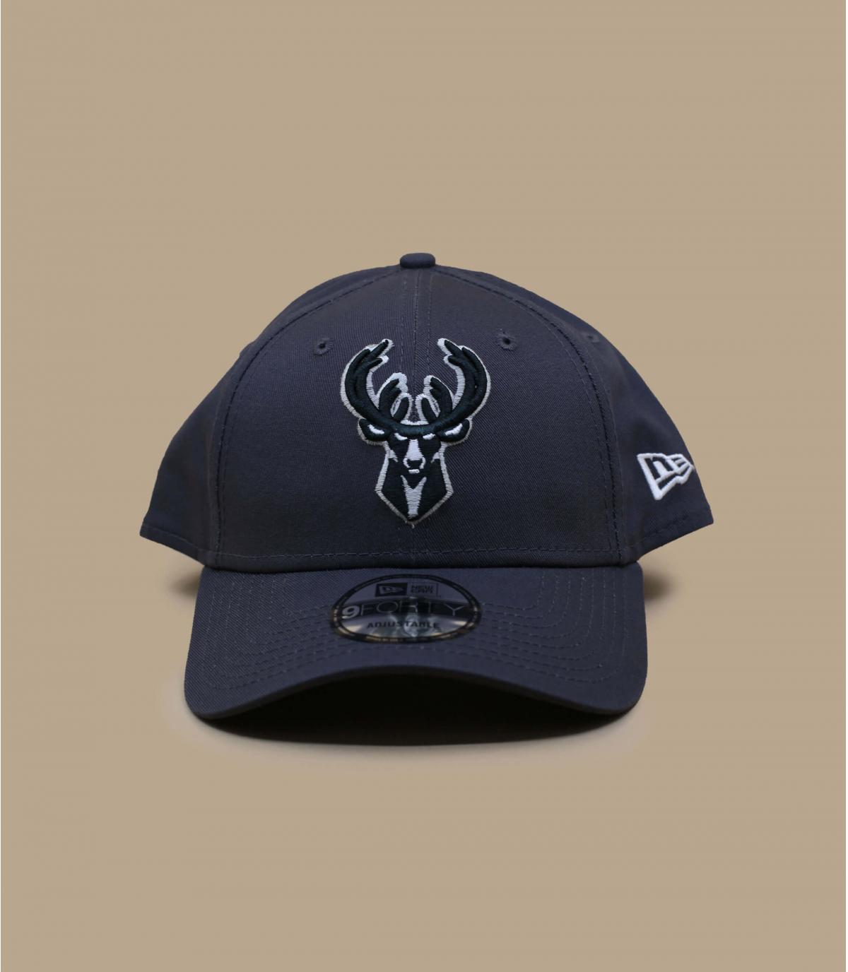 grey Bucks cap