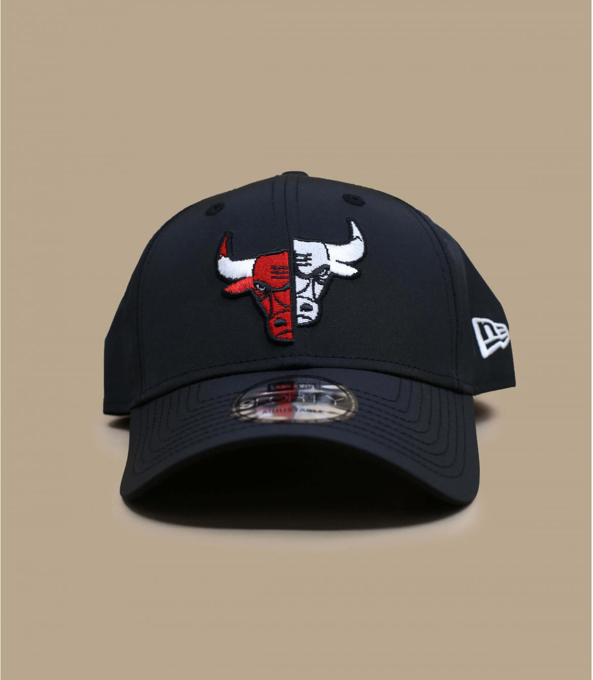 black Bulls cap