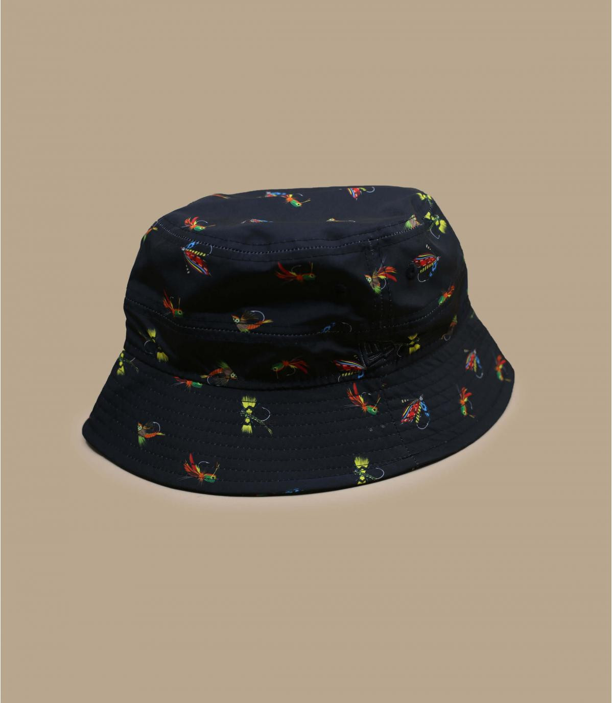New Era fishing bucket hat.