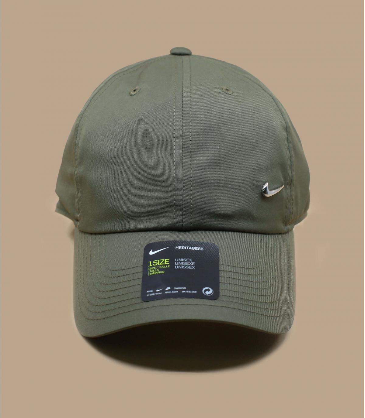 Nike green cap