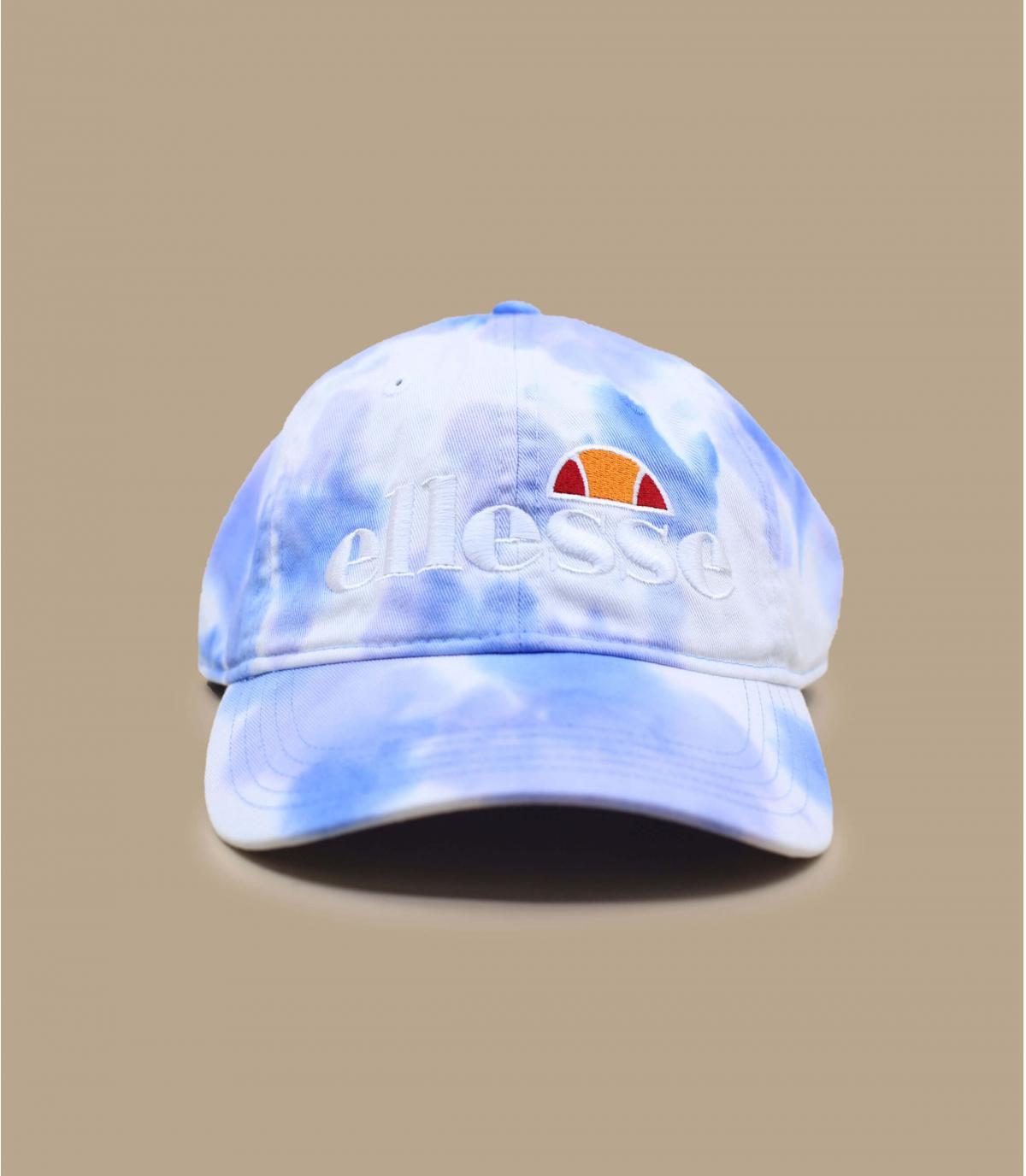 Tie-dye Ellesse cap