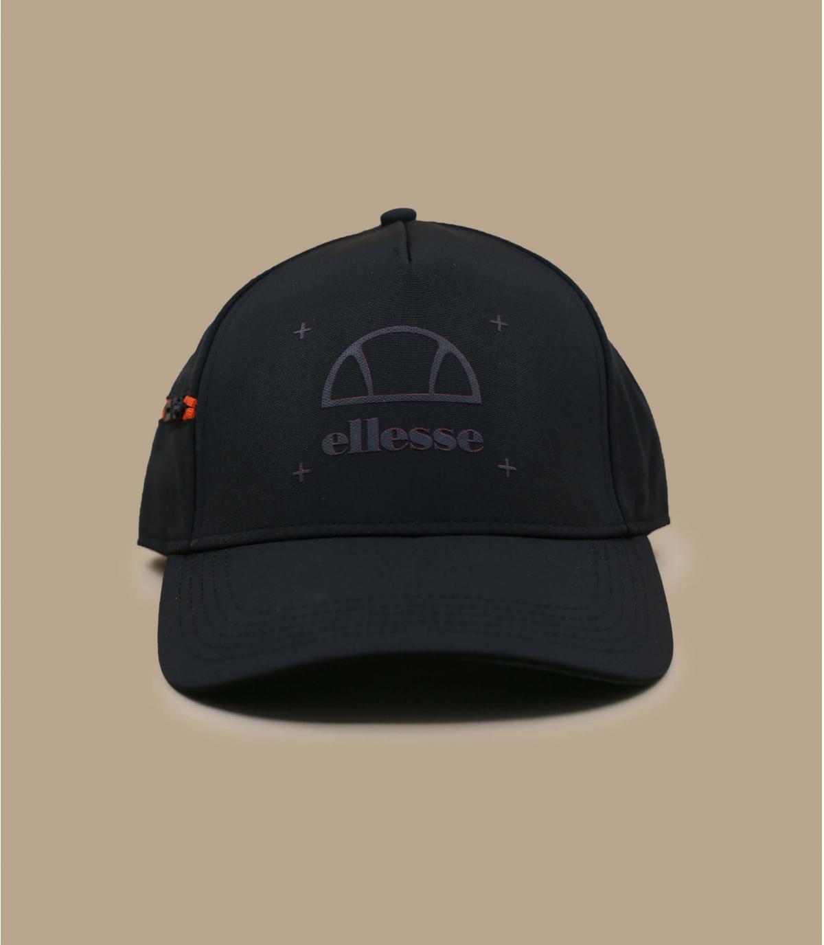 black Ellesse cap