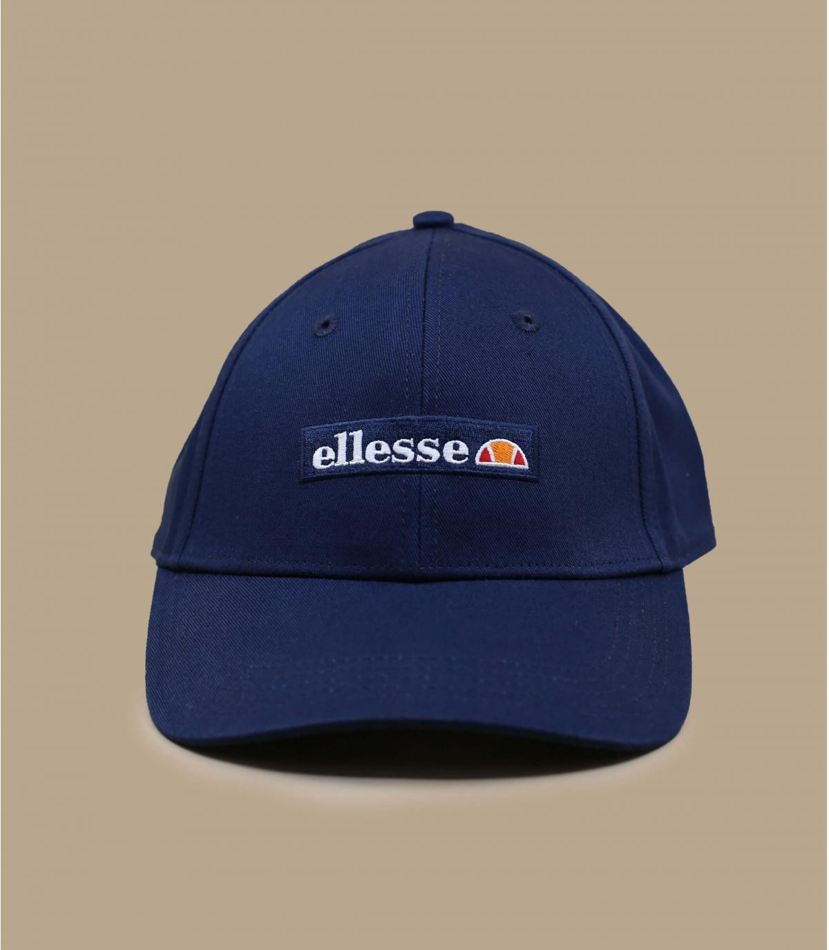 navy blue Ellesse cap