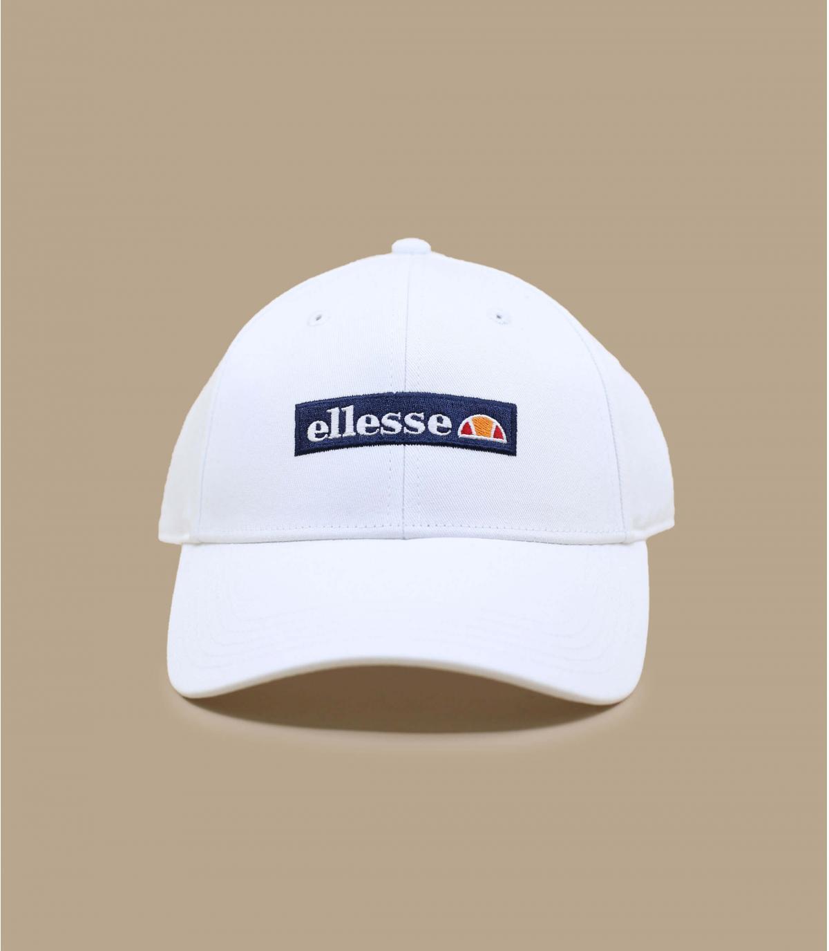White Ellesse cap